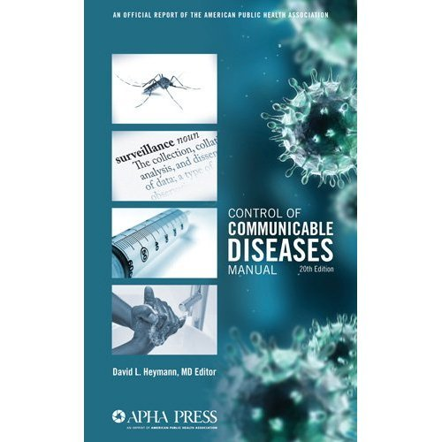 Control of Communicable Diseases Manual (Control of Communicable Diseases Manual (Paper Ed))