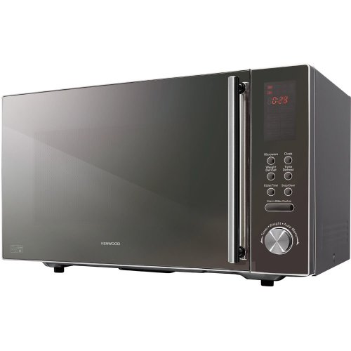 KENWOOD K25MMS14 Solo Microwave - Silver, Silver