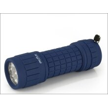 Active 9 LED Rubber Torch A51692