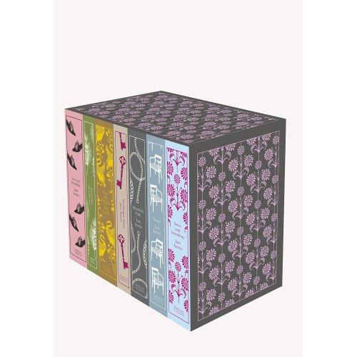 Jane Austen: The Complete Works (Penguin Clothbound Classics)