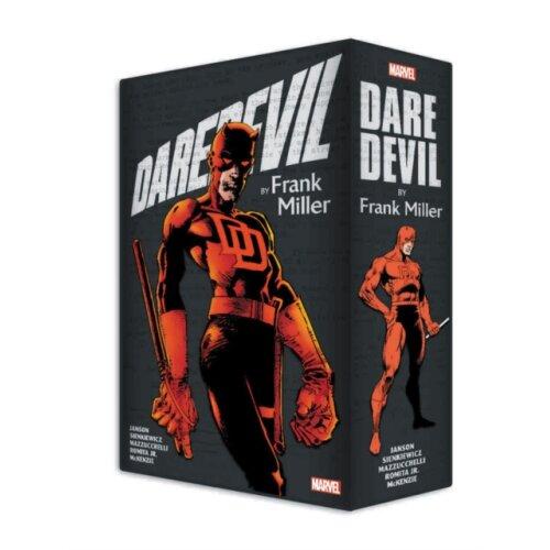 Daredevil By Frank Miller Box Set by Miller & FrankMantlo & BillMcKenzie & Roger
