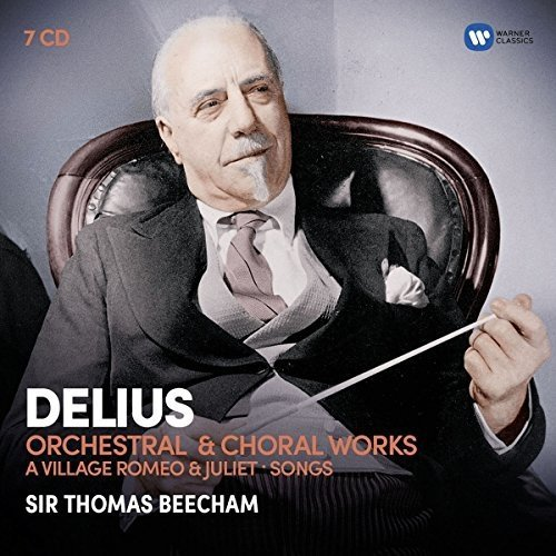 Sir Thomas Beecham - Delius: Orchestral Music [CD]