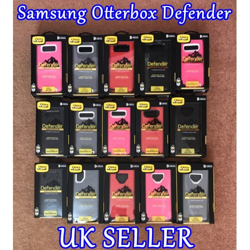 OtterBox Defender Series Rugged Heavy Duty Case Cover + Belt Holster Clip New