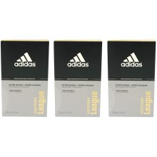 Adidas Victory League After Shave 3 x 100 ml