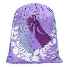 Speedo Disney Frozen Kids Girls Wet Kit Swimming Bag Purple