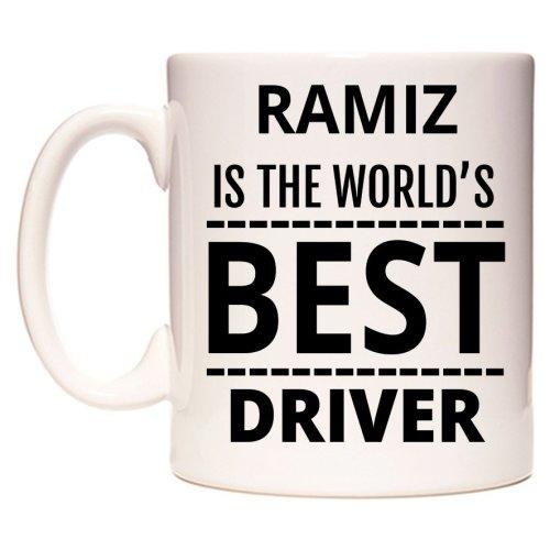 RAMIZ Is The World's BEST Driver Mug