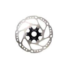 Shimano: SLX RT64 centre lock rotor - Silver - 160mm