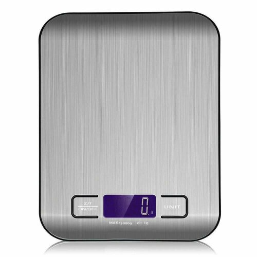 Mini Digital Kitchen Scales 5kg Electronic LCD Display Food Weight