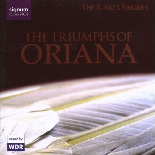The Kings Singers - The Triumphs of Oriana [CD]