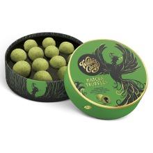 Willie's, Matcha, Green Tea chocolate Praline truffles