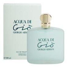 ACQUA DI GIO by Giorgio Armani Eau De Toilette Women Spray 100 ml