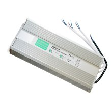 Waterproof DC12V IP67 300W LED Driver Power Supply 25A Transformer