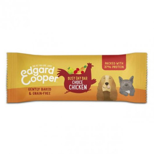 Edgard & Cooper Dog On The Go Bar Chicken 25g (Pack of 20)