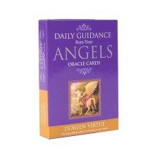 Doreen Virtue & Radleigh Valentine Angel Tarot Cards Deck Psychic Oracle Well UK