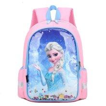Girls' Backpack Anna Elsa Schoolbag Princess Girls' School Bag