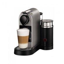 "Coffee machine Nespresso ""Citiz & Milk Silver"""