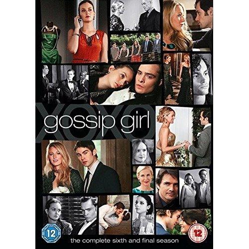 Gossip Girl Season 6 DVD [2013]
