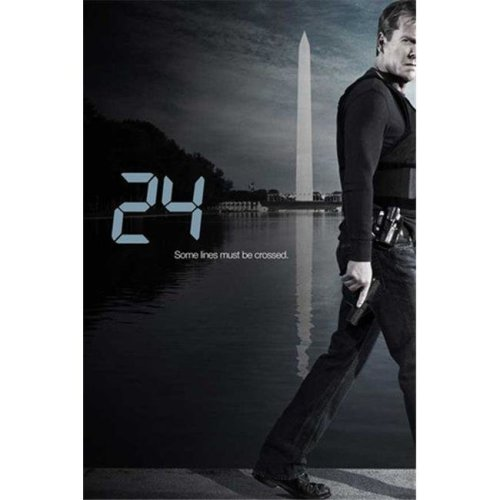 24-Style G Movie Poster - 11 x 17 in.