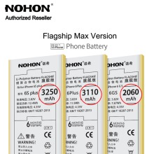 NOHON Li-Polymer Battery For Apple iPhone