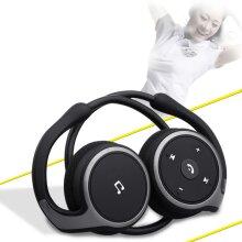 KAMTRON Wireless Sports Earphones Hi-Fi Stereo Gry  Running Headphones