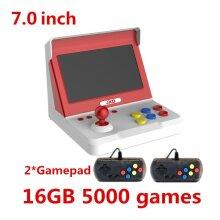 7.0/4.3 inch retro mini arcade console Built-in 9000 game