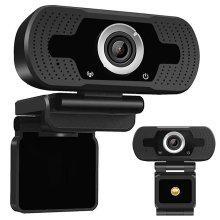 1080P HD Webcam USB 2.0 With Microphone For Desktop Laptop Computer