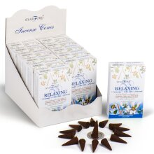 Stamford Incense Cones - Relaxing pkt of 15 cones