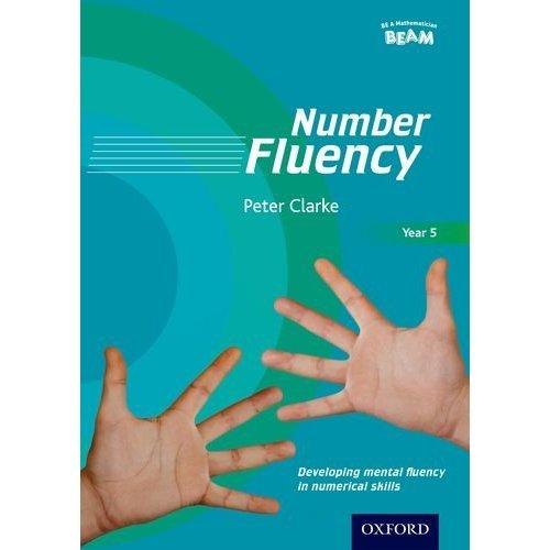 Number Fluency Years 1-6: Number Fluency Year 5 Developing mental fluency in numerical skills