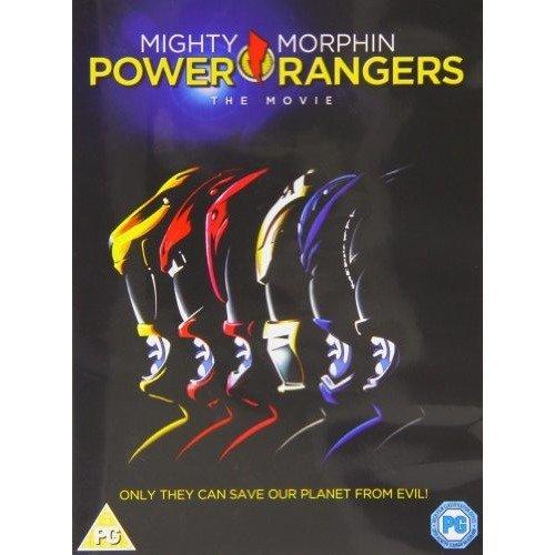 Power Rangers - The Movie DVD [2013]