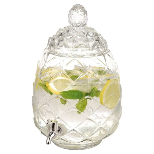 URBNLiving Pineapple Drink Dispenser - 6L