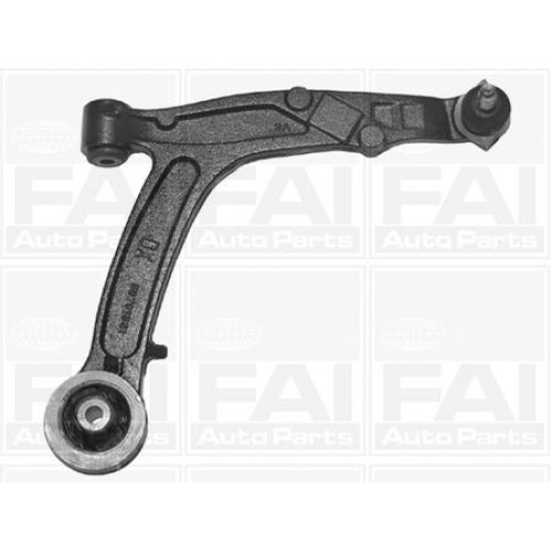 Front Right FAI Wishbone Suspension Control Arm SS4064 for Fiat Panda 1.2 Litre Petrol (10/10-12/12)