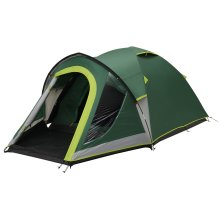 Coleman Kobuk Valley Plus 4 Person Dome Tent - Green/Grey