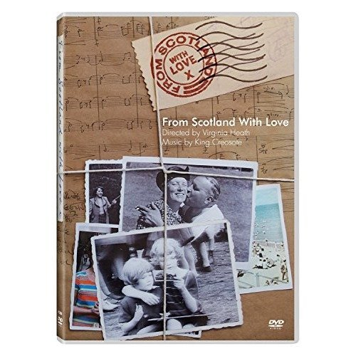 From Scotland With Love DVD [2014]