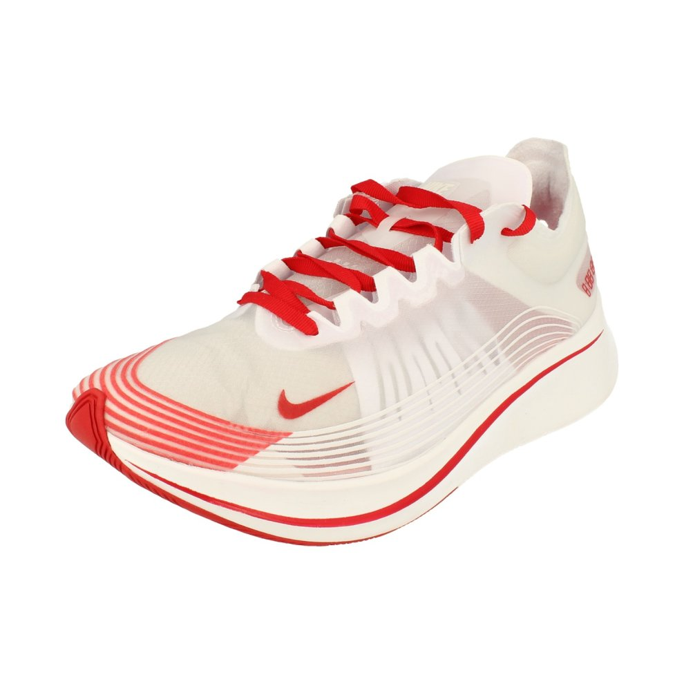 (10 (Adults')) Nike Zoom Fly Sp Mens Running Trainers Aj9282 Sneakers Shoes