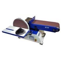 "Charnwood BD610 - Combination Belt & Disc Sander, 6"" x 10"""