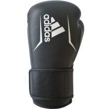 Speed 175 boxing gloves black/white size 10oz