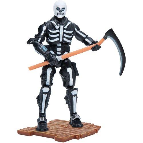 Fortnite FNT0073 Solo Mode Core Figure Pack, Skull Trooper