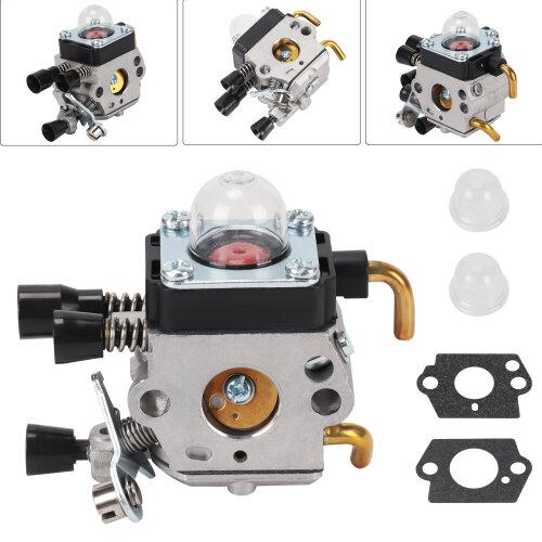 Stihl Carburetor FS76 FS80 FS45 FS46 FS55 FC55 Air Fuel filter Gasket