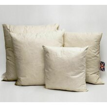 4x Duck Feather Cushion Pads Square Round Oblong
