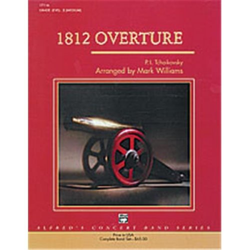 Alfred 00-17116 1812 OVERTURE-GB