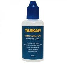 Taskar Glass Cutter Cutting Fluid Oil 50ml Professional Quality
