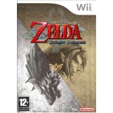 The Legend of Zelda: Twilight Princess (Wii) - Used