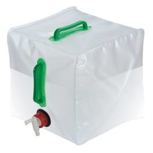Silverline Collapsible Camping Water Container - 20L