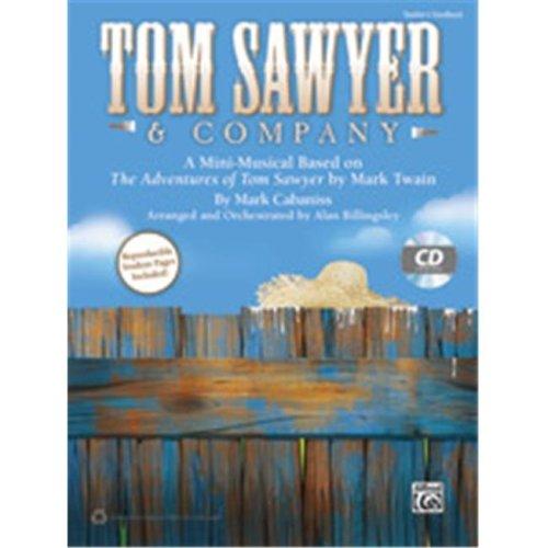 Alfred 00-42792 TOM SAWYER & COMPNY-TCH HBK&STRX CD