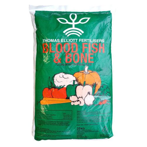Blood Fish Bone Meal Multi Purpose Organic Fertiliser | 25Kg