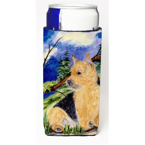 Norwich Terrier Michelob Ultra bottle sleeves For Slim Cans - 12 oz.