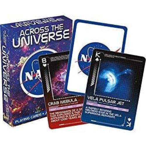 Playing Card - NASA - Across The Universe Poker New 52558
