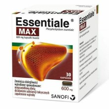 Essentiale Max 30 Caps Liver Support Protection SAME DAY DISPATCH UK