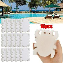 16pcs Oil Absorbing Sponge Swimming Pool Hot Tubs Absorbing Sponge