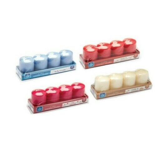 4 Pack of Votive Candles
